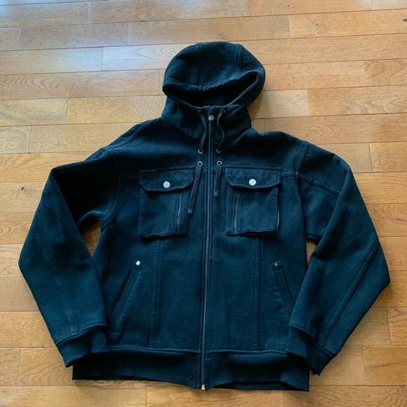 lululemon athletica Jackets & Blazers - 🖤Lululemon Media Pocket Hoodie/Jacket🖤